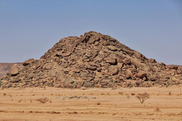Saharawoestijn van soedan