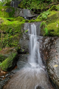 Sai tip waterval in phu soi dao national park, uttaradit provincie thailand.