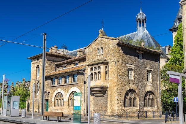 Saint bruno church in bordeaux - frankrijk, aquitaine