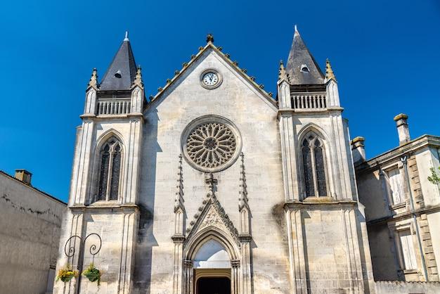 Saint jacques church in cognac - frankrijk, charente