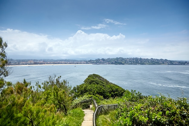 Saint jean de luz, baskenland, atlantische kust, ciboure, frankrijk