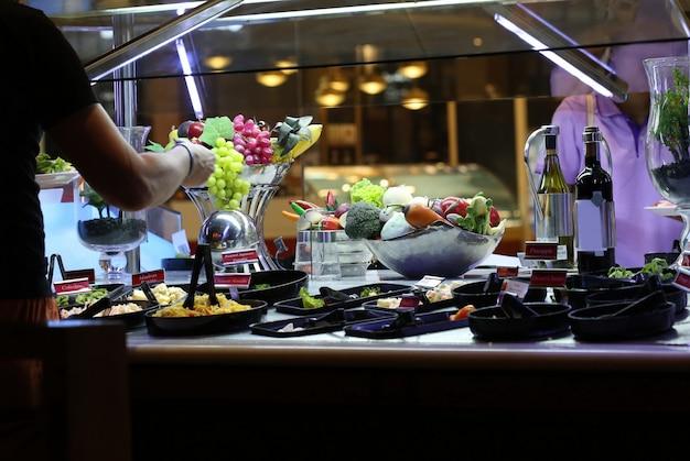 Salade buffet