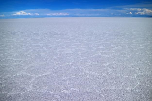 Salar de uyuni, 's werelds grootste zouten flat in bolivia, zuid-amerika