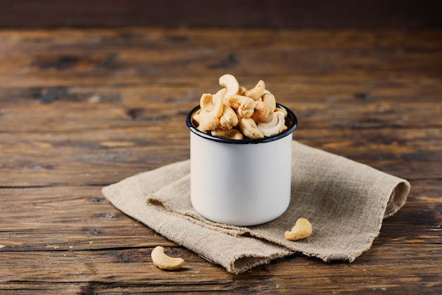Sald cashewnoten