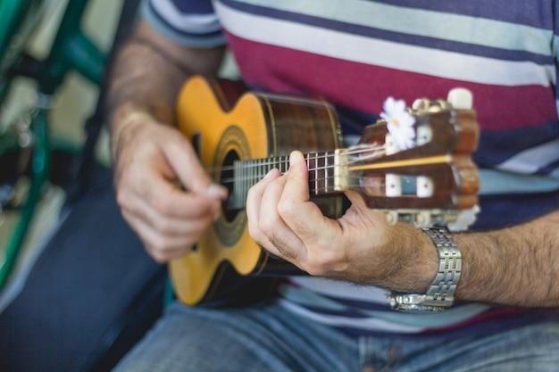 Samba maakt deel uit van de carioca-cultuur en is een van de meest traditionele samba-kringen