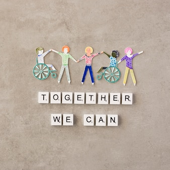 Samen kunnen we concept helpen