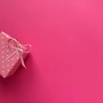 Samenstelling met geschenkdoos