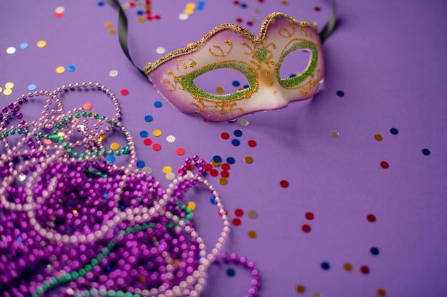 Samenstelling van carnival of mardi gras