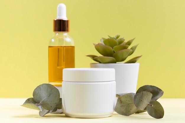 Samenstelling van cosmetica met cremes