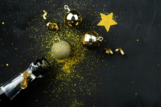 Samenstelling van het nieuwe jaar