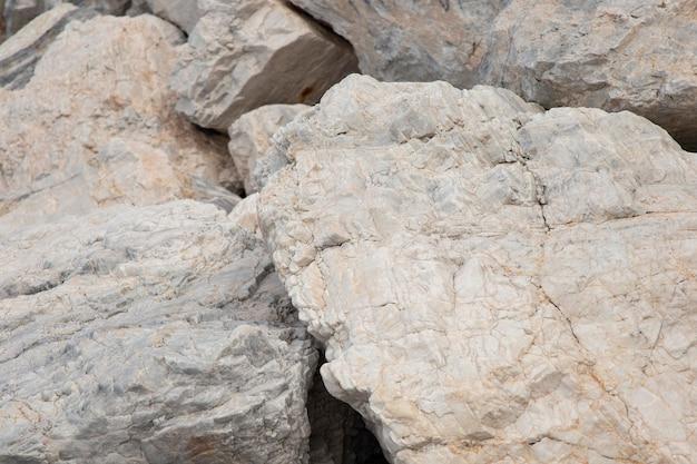 Samenstelling van ruwe steentextuur