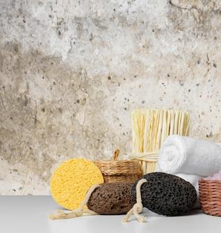 Samenstelling van spa-wellnessproducten