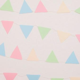 Samenstelling van verjaardagselementen