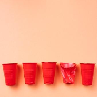 Samenstelling van verspillend wegwerpgereedschap