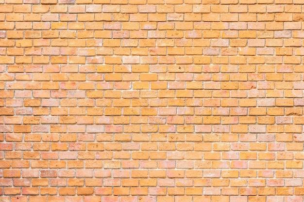 Samenvatting en oppervlakte oude bruine bakstenen muurachtergrond