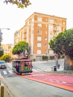 San francisco, california, usa - 10 november 2015: the san fran