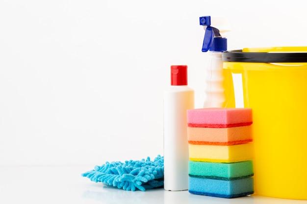 Sanitair met kopie ruimte