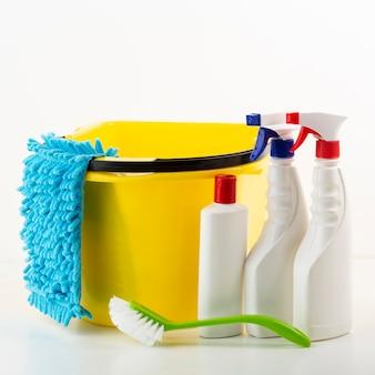 Sanitaire producten sluiten omhoog