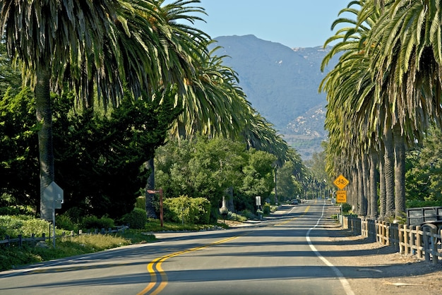 Santa barbara road