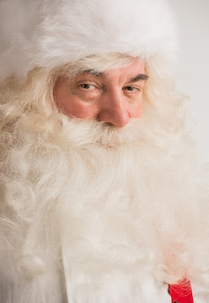 Santa claus portret