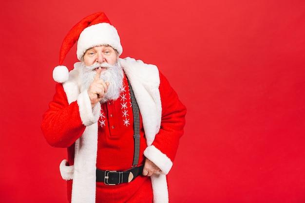 Santa claus staat