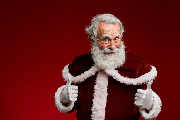 Santa duimen opdagen