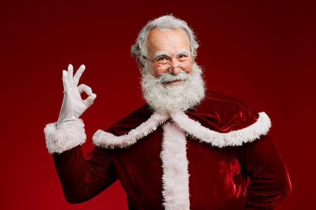 Santa goedgekeurd