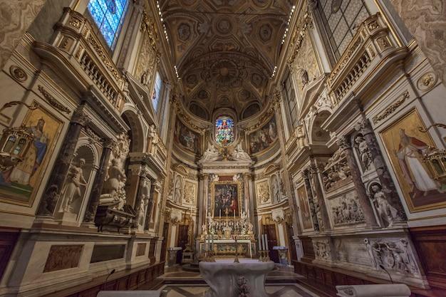 Santa maria dell anima-kerk in rome