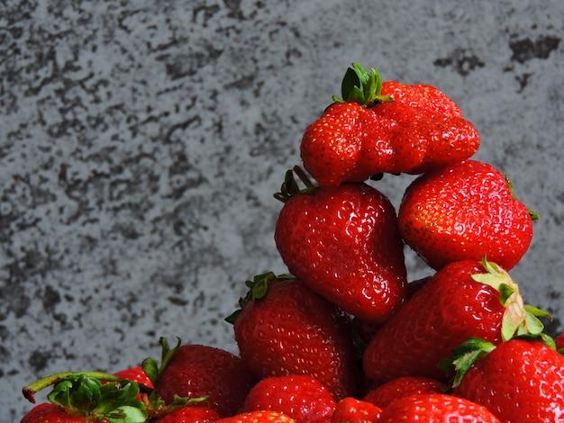 Sappige strawberrie.