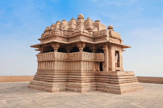 Sas bahu-tempel
