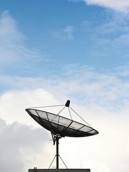 Satellietschotelantenne
