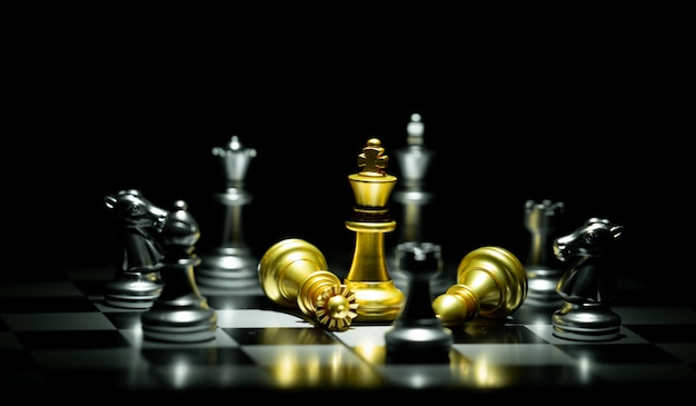 Schaakbordspel