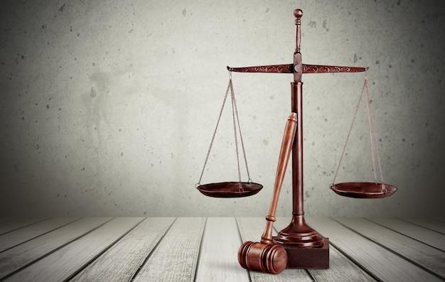 Schaal van justitie 5