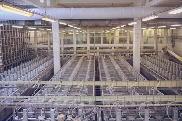 Schappen met kaasfabriek