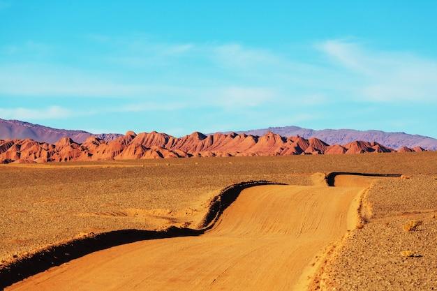 Schilderachtige landschappen van noord-argentinië