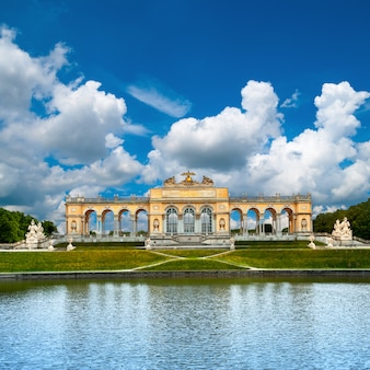 Schoenbrunn-paleis in wenen