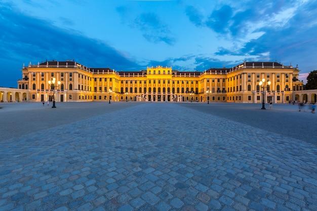 Schonbrunn palace wenen