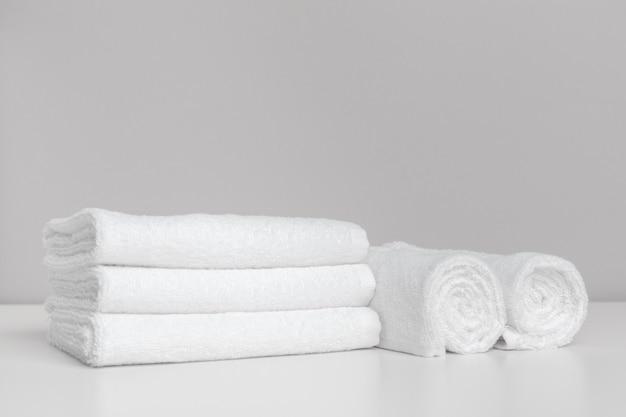 Schone zachte handdoeken