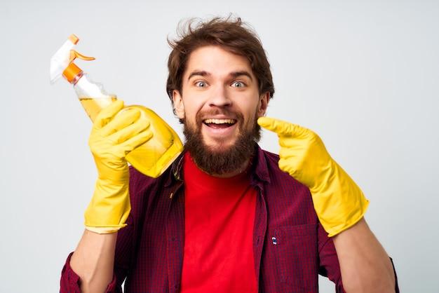 Schonere schoonmaak hygiëne dienstverlening