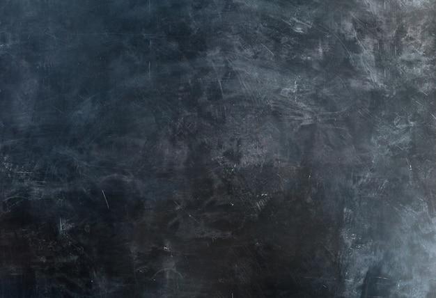 Schoolbord met sporen van krijt op het, achtergrond.- beeld