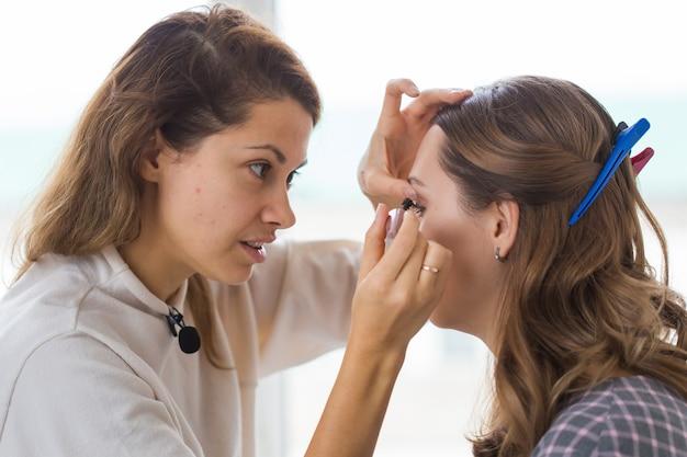 Schoonheid en cosmetica concept
