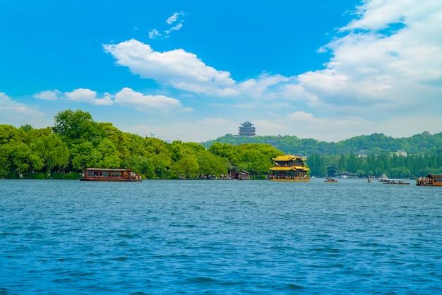 Schoonheid van west lake