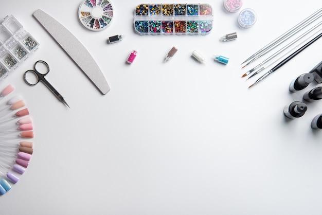 Schoonheidstoebehoren voor manicure en pedicure