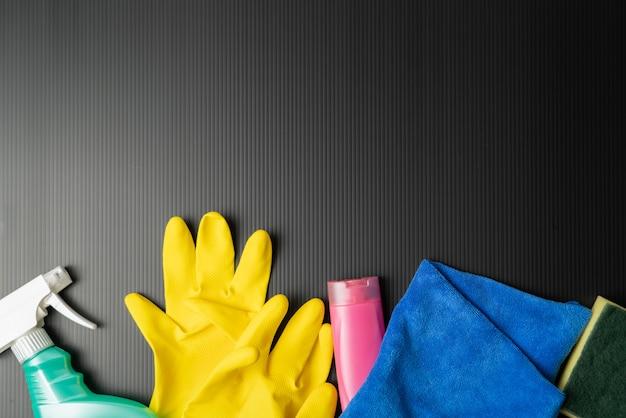 Schoonmaakset voor huishoudelijk onderhoud,