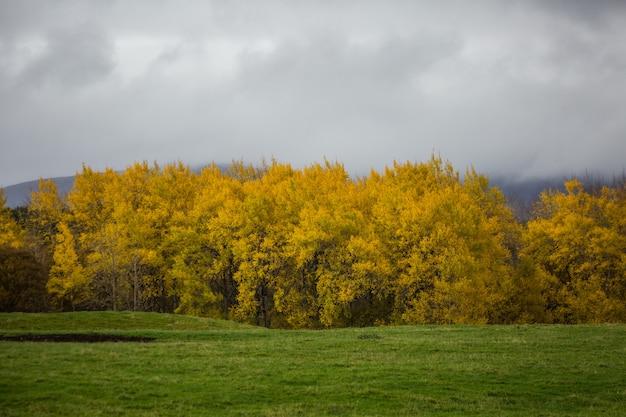 Schotland regenachtige dag