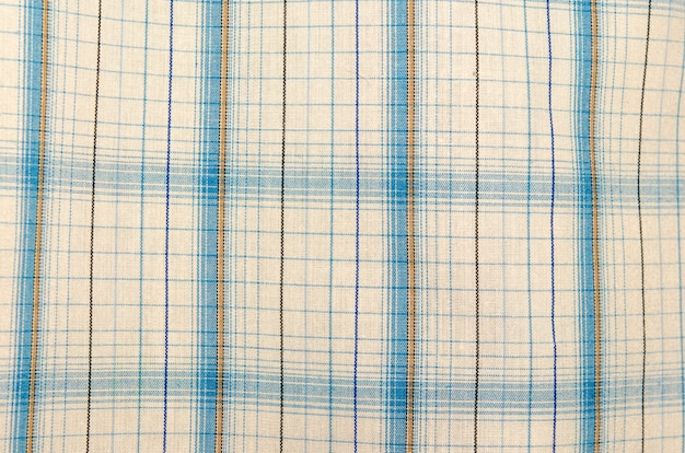 Schotse stof patroon