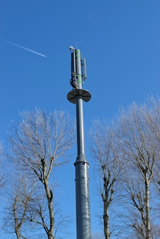 Sectorantennes voor basisstations voor mobiele telefoons. bts - base transceiver station