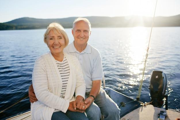 Senior reizigers