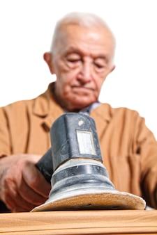 Senior timmerman