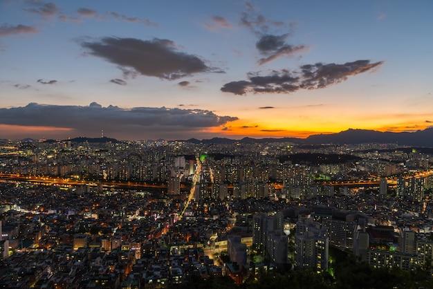 Seoul zuid-korea stad